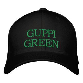 Guppi Green Cap