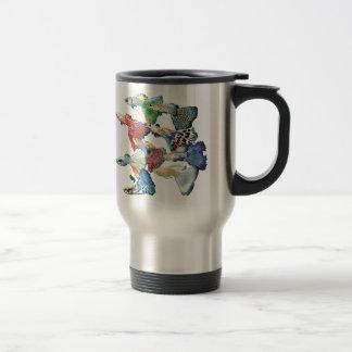 Guppy Stainless Steel Travel Mug
