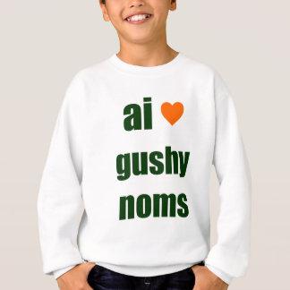 Gushy Noms Sweatshirt