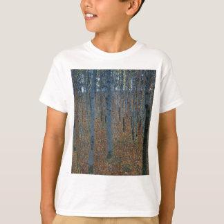 Gustav Klimt - Beech Grove. Trees Nature Wildlife T-Shirt