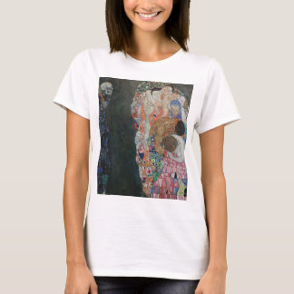Gustav Klimt - Death and Life Art Work T-Shirt