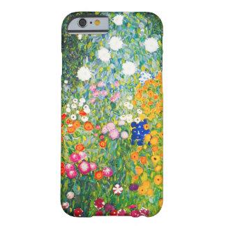 Gustav Klimt Flower Garden iPhone 6 case Barely There iPhone 6 Case