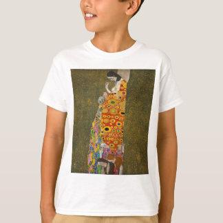 Gustav Klimt - Hope II - Beautiful Artwork T-Shirt