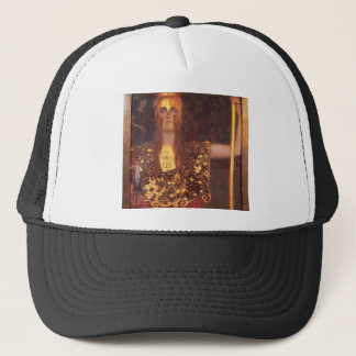 Gustav Klimt Minerva Pallas Athena Hat