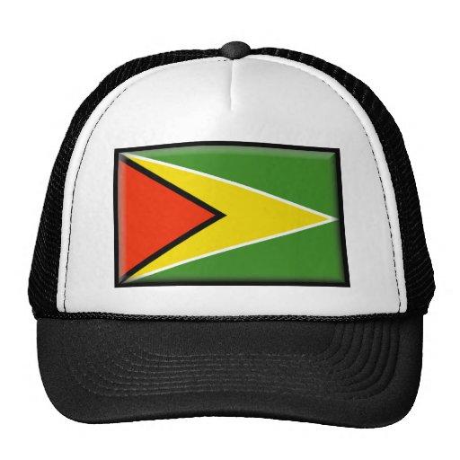 Guyana Flag Hat
