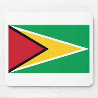 Guyana Flag Mouse Pad