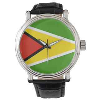 Guyana Flag Watch