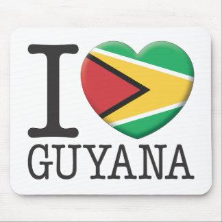 Guyana Mouse Pad