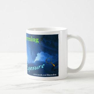 *GW_DyingOfExposure_MugOrShirt Basic White Mug