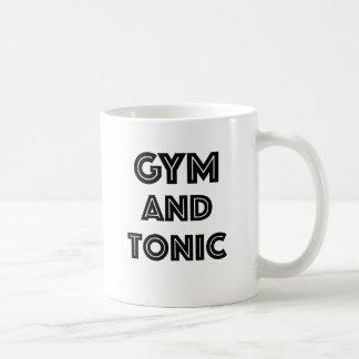 Gym And Tonic Coffee Mug