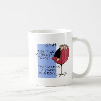Gym Day Coffee Mug