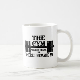 Gym Motivation Coffee Mug