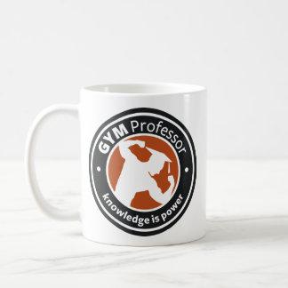 'Gym Professor' White Mug