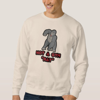 """Gym """"Rat"""" - Gorilla Sweatshirt"""