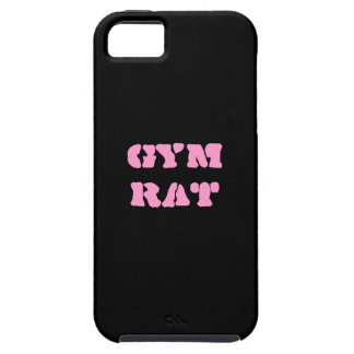 Gym Rat Iphone Case