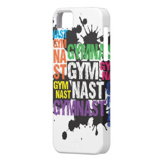 Gymnast Cover Case For The iPhone 5