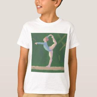 Gymnast on Balance Beam, T-shirt/Shirt T-Shirt