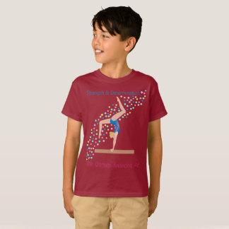 Gymnastics - Balancing Act T-Shirt