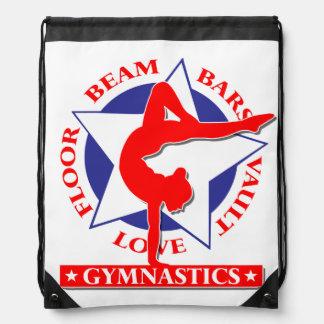 Gymnastics Gym Kit Bag