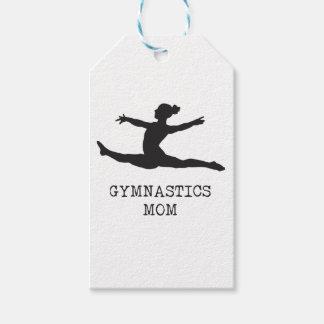 Gymnastics Mum Gift Tags