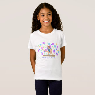 Gymnasts Rock!  Balance Beam T-Shirt