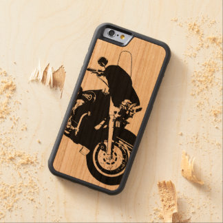 Gypsy by Leslie Peppers Carved Cherry iPhone 6 Bumper Case