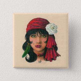 Gypsy II 15 Cm Square Badge
