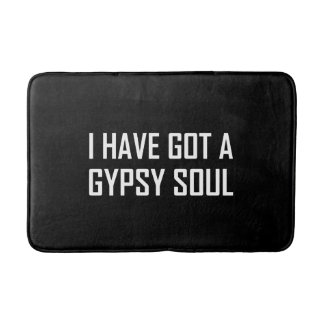 Gypsy Soul Traveler Bath Mat