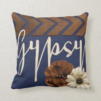 Gypsy Traveller Pillow