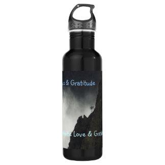 H2o Bottle- Love & Gratitude 710 Ml Water Bottle