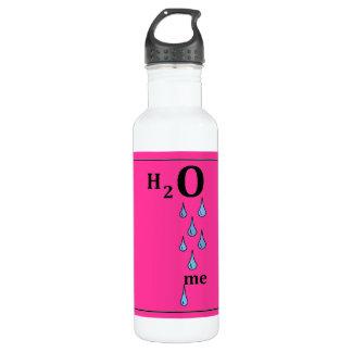H2O me -water bottle