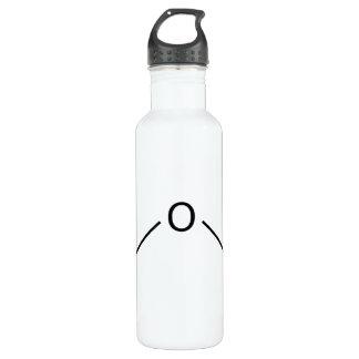 H2O Molecule 710 Ml Water Bottle