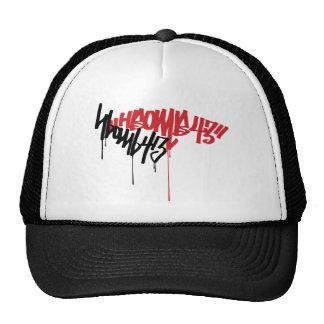 H-Bomb Graffiti Cap