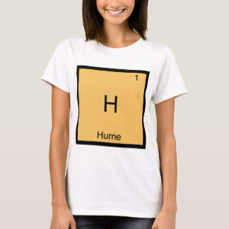H - Hume Funny Element Chemistry Symbol T-Shirt