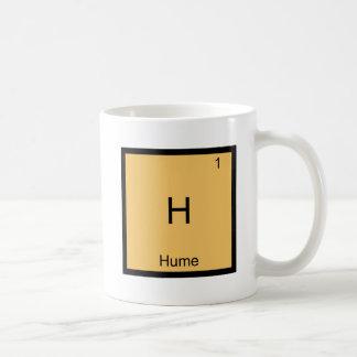 H - Hume Funny Element Chemistry Symbol T-Shirt Coffee Mug