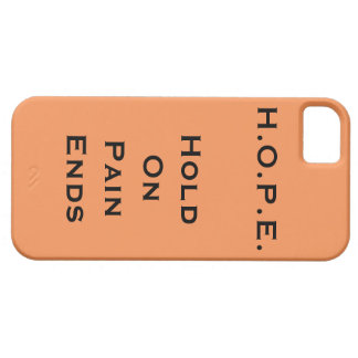 H.O.P.E. CASE FOR THE iPhone 5