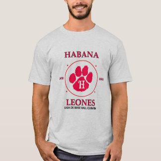 Habana Leones (Havana Lions)t-shirt T-Shirt