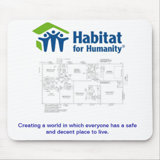 Habitat for Humanity Mousepad