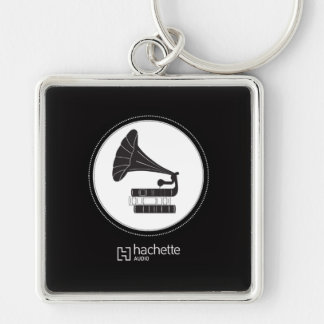 hachette audio booktrola key key ring