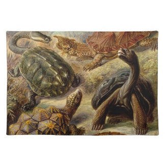 Haeckel Turtles Placemat