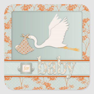Haiku Square Sticker