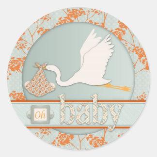 Haiku Square Sticker 2