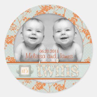 Haiku Twins Sticker