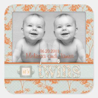 Haiku Twins Sticker 2