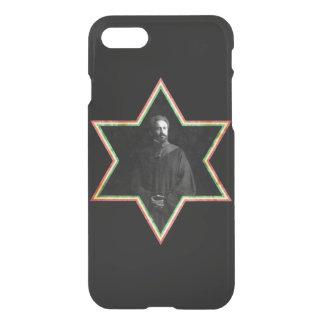 Haile Selassie Star of David iPhone 8/7 Case