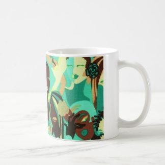 Hair Fashion Coffee Mug