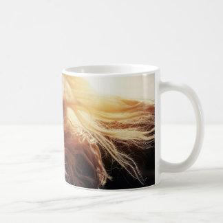 Hair Theme Basic White Mug