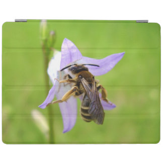 Hairy Footed Flower Bee iPad Cover