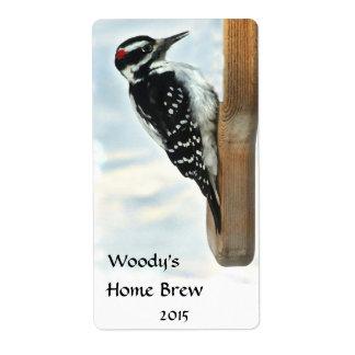 Hairy Woodpecker Beer