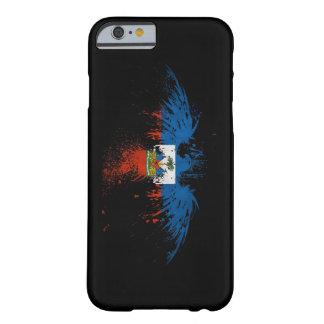 Haiti Flag iphone Case